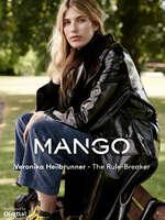 Ofertas de MANGO, Veronika Heilbrunner - The Rule-Breaker