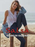 Ofertas de Salsa Jeans, Verano en vaqueros