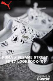 Puma x Sesame Steet