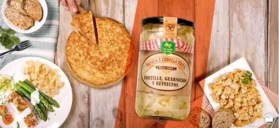 Ofertas de Mercadona, Preparado de Patata y Cebolla Frita de Mercadona