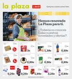 Ofertas de La Plaza de DIA, Hemos renovado La Plaza para ti