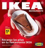 Ofertas de IKEA, Catálogo Anual 2020 - Restaurante