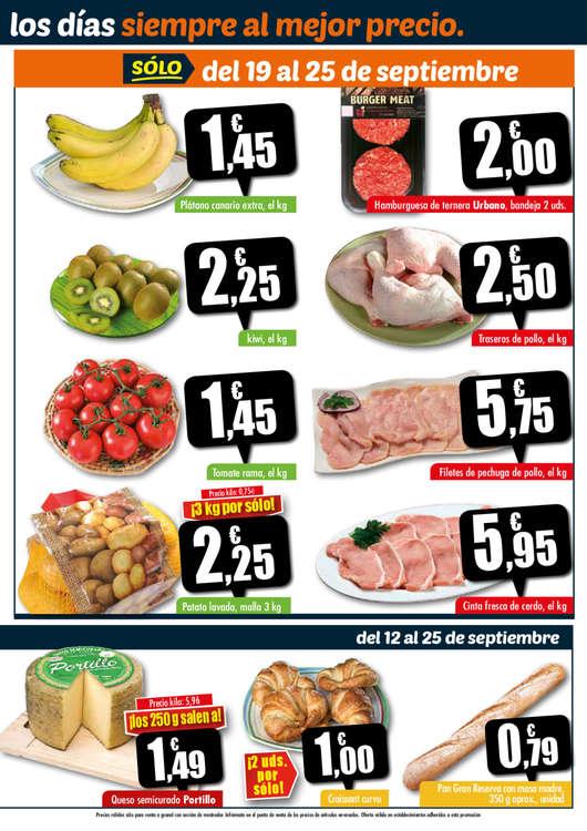 Ofertas de Unide Market, ¡Vivan las ofertas!