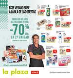 Ofertas de La Plaza de DIA, Este verano sube a la ola de las ofertas