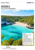 Ofertas de Transrutas, Menorca 2021