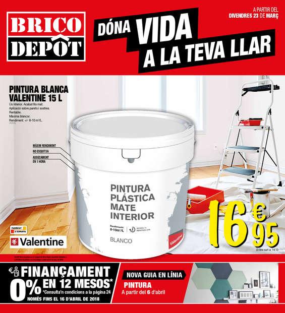 Tiendas bricodepot barcelona horarios y direcciones for Bricodepot granada horario