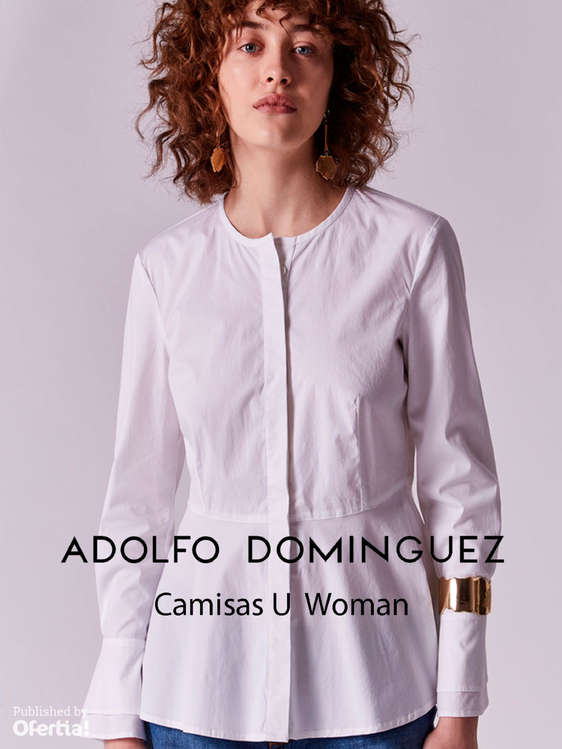 Adolfo dom nguez ofertas cat logo y folletos ofertia for Catalogo de adolfo dominguez