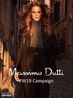 Ofertas de Massimo Dutti, FW19 Campaign