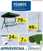 Ofertas de Fes Més, ¡Aprovecha el verano!
