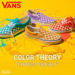 Ofertas de Vans, Color Theory