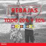 Ofertas de Pablosky, Rebajas - Todo 20% y 30%