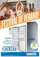 Ofertas de Connecta, ¡Festival de verano!