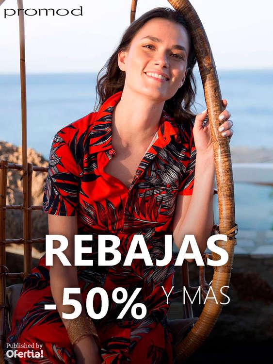 Ofertas de Promod, Rebajas -50% y más