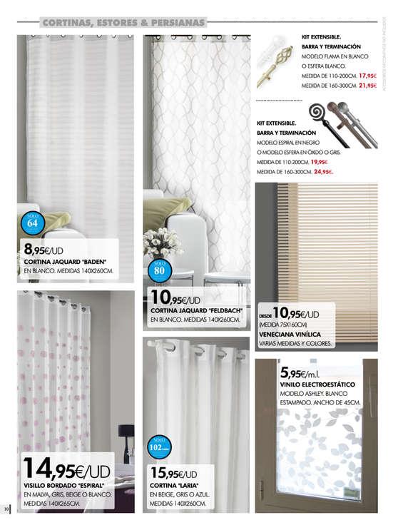 Comprar barras de cortina barato en vigo ofertia for Donde venden cortinas