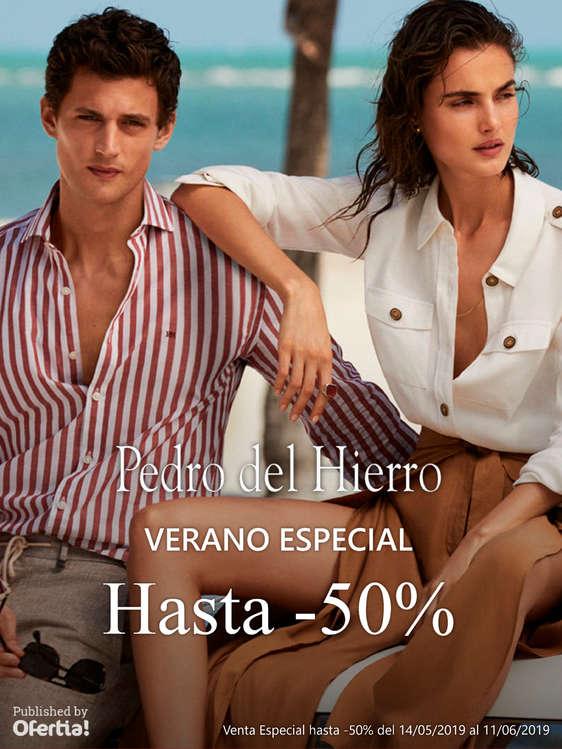 Ofertas de Pedro del Hierro, Verano Especial. Hasta -50%