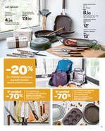 Ofertas de Carrefour, Etxea bizi