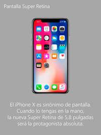 iPhone X. Dile hola al futuro