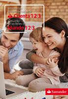 Ofertas de Santander, Información precontractual de la Cuenta 123