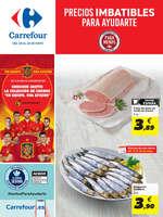 Ofertas de Carrefour, Precios imbatibles para ayudarte