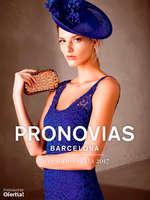 Ofertas de Pronovias, Accesorios Fiesta 2017
