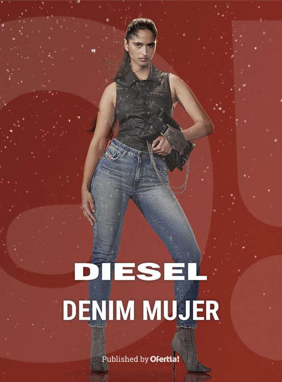 Ofertas de Diesel, Denim mujer