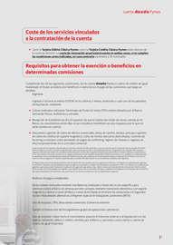 Información precontractual para Autónomos