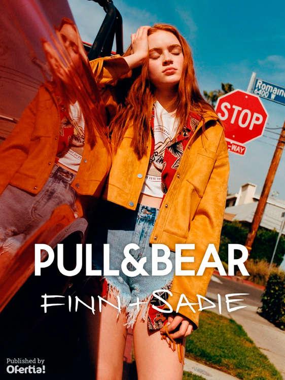 Ofertas de PULL & BEAR, Finn + Sadie