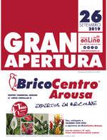 Ofertas de Bricocentro, Gran apertura - Arousa