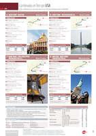 Ofertas de Viajes Tejedor, USA-Canada