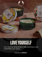 Ofertas de The Body Shop, Love Yourself con nuestras Body Butters