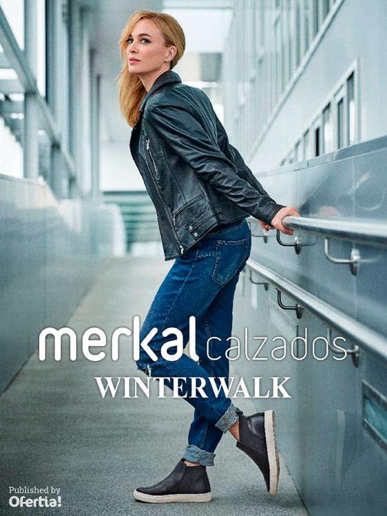 Ofertas de Merkal, Winterwalk