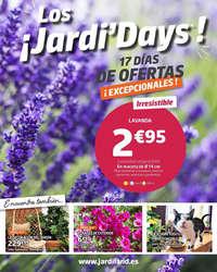 Los ¡Jardi'Days!