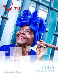 Cuba Avance 2018