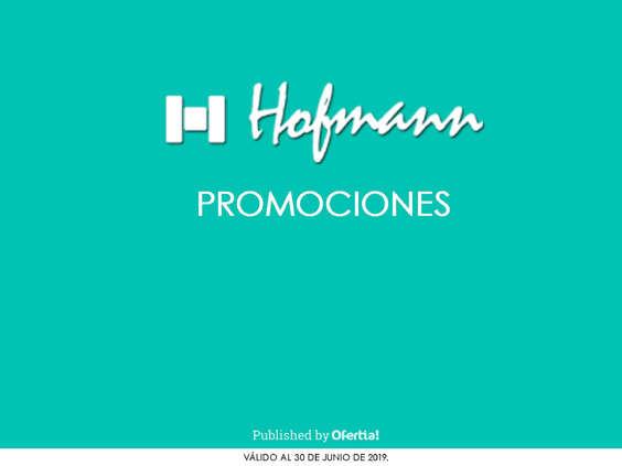 Ofertas de Tien21, Promociones Hofmann