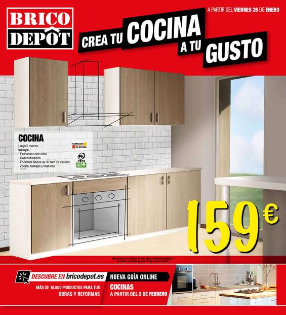 Bricodepot palma ofertas cat logo y folletos ofertia - Catalogo cocinas bricomart ...
