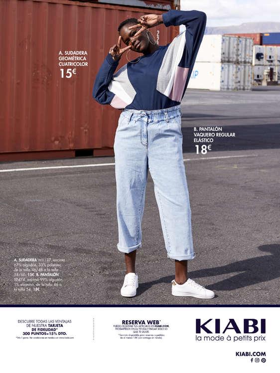 Ofertas de Kiabi, La felicidad te queda bien