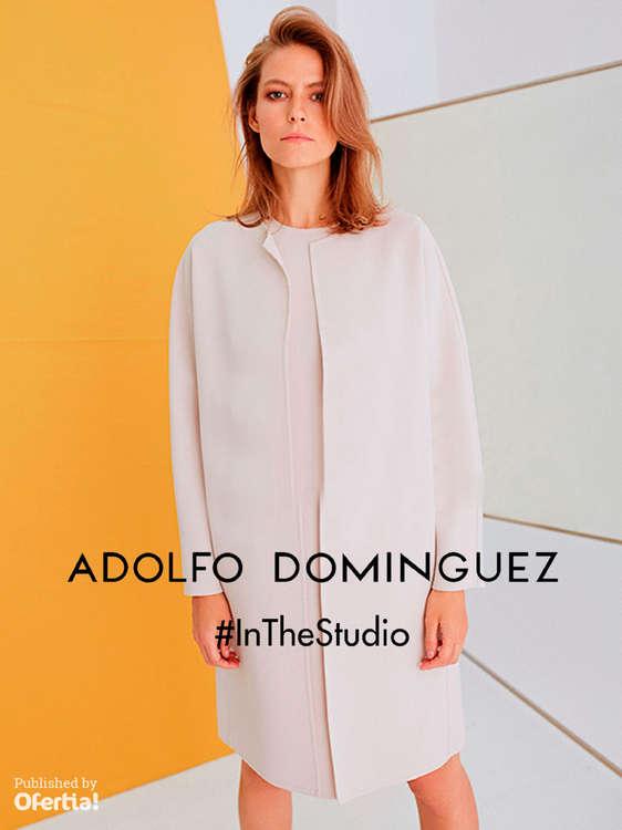 Ofertas de Adolfo Domínguez, #InTheStudio