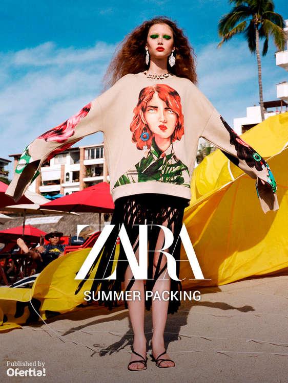 Ofertas de ZARA, Summer Packing