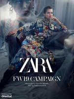 Ofertas de ZARA, FW19 Campaign