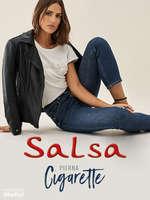 Ofertas de Salsa Jeans, Pierna Cigarette