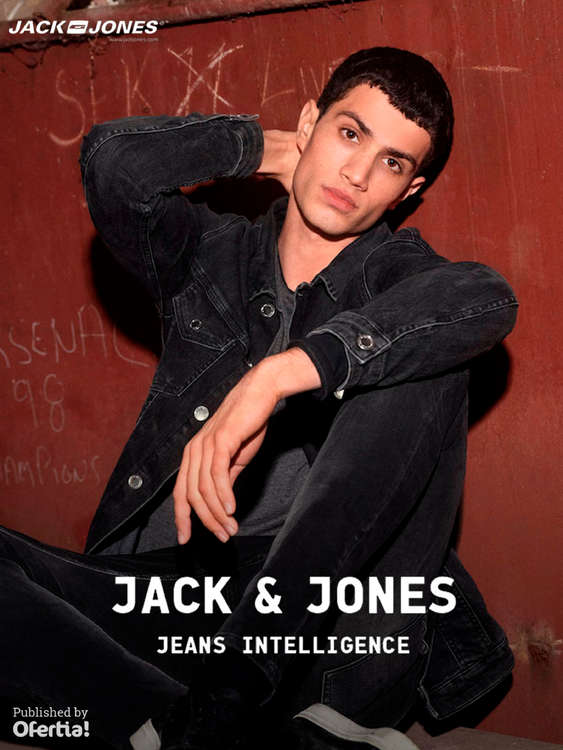 Ofertas de Jack & Jones, Jack & Jones Jeans Intelligence