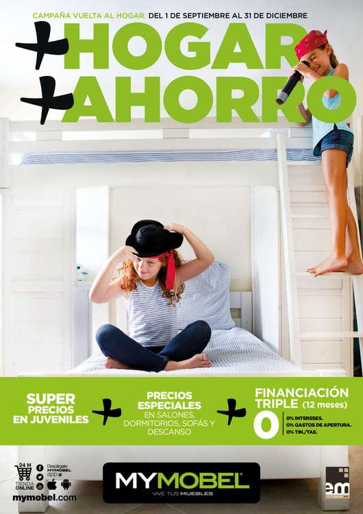 Ofertas de Mymobel, +Hogar +Ahorro