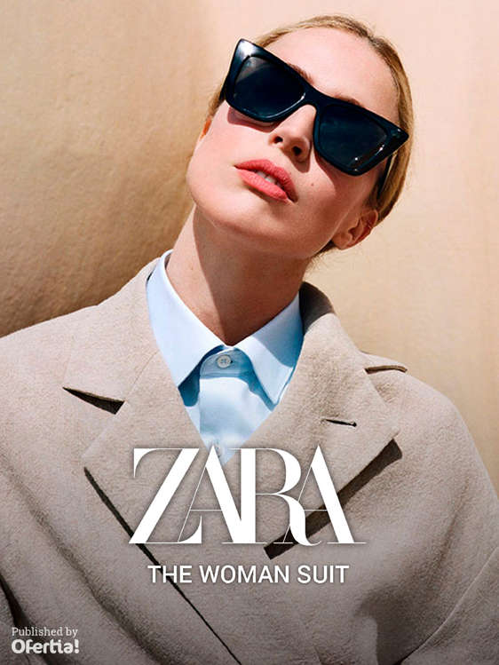 Ofertas de ZARA, The Woman Suit