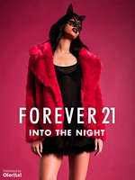 Ofertas de Forever 21, Into the night