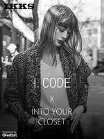 Ofertas de IKKS, I.Code x Into your Closet