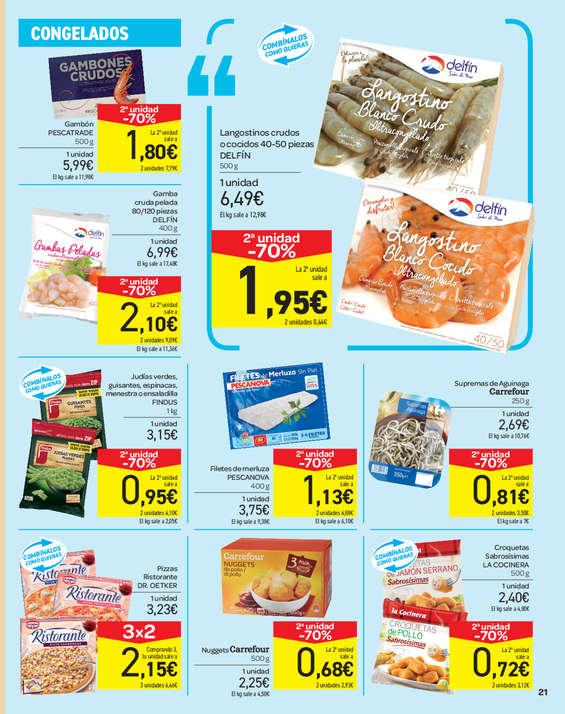Carrefour alimentaci n y bebidas ofertas y cat logos - Ofertia folleto carrefour ...