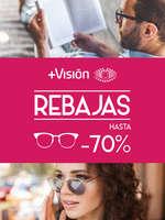 Ofertas de +VISIÓN, Rebajas hasta 70%