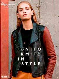 Uniformity in style
