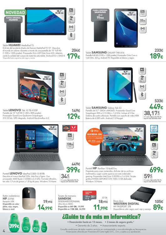 48a42459902 Comprar Tablet samsung barato en Valls - Ofertia