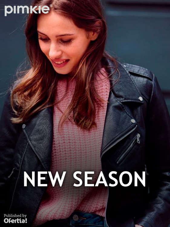 Ofertas de Pimkie, New Season